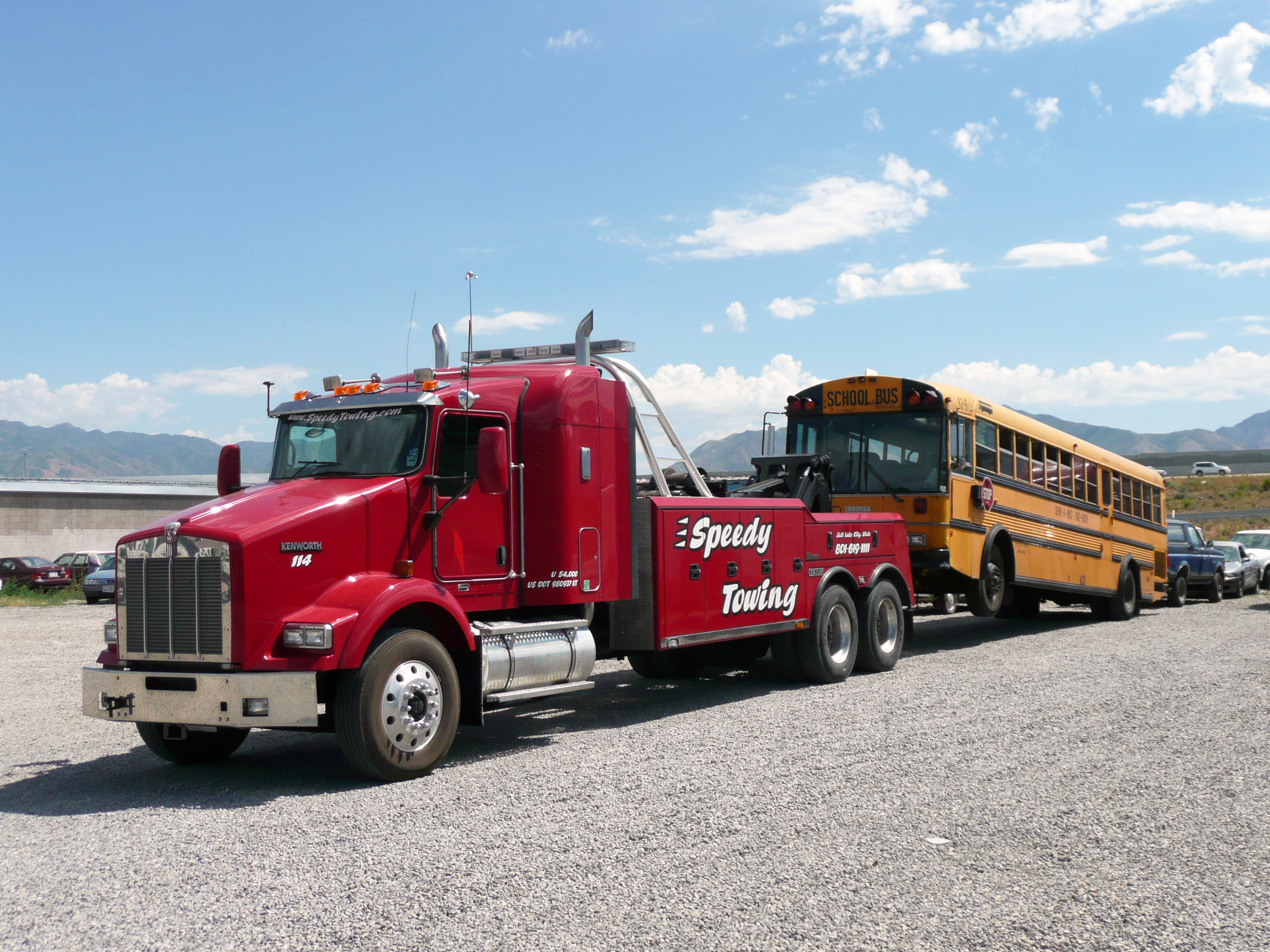 Speedy Towing | Salt Lake City | World Class Service