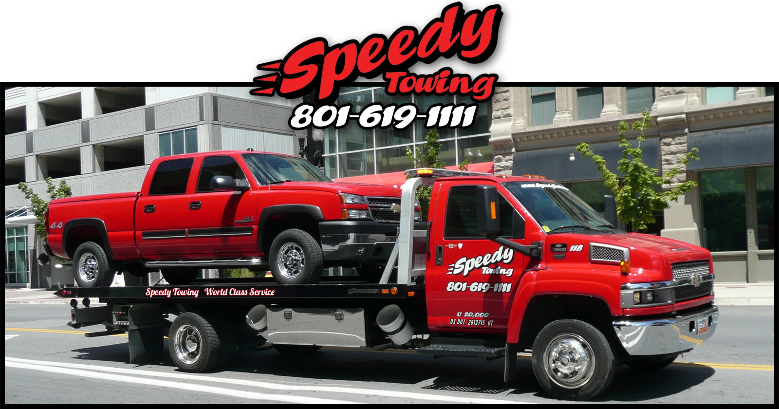 Salt Lake Towing Company